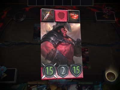 Artifact Axe Card